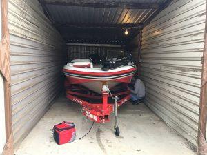 New Boat Storage